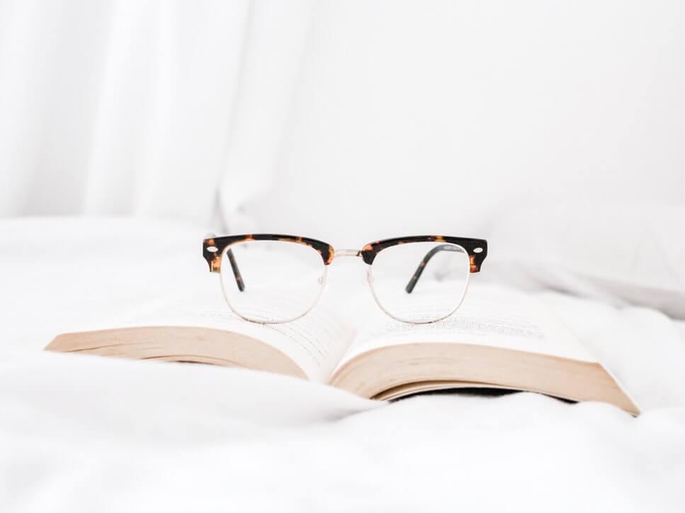 bril zakelijke uitstraling hoger iq