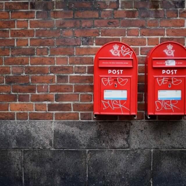 opvallende mailing klanten werven