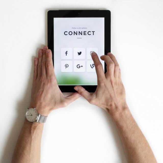 social media linkedin persoonlijke uitnodiging