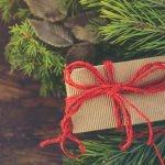 stop met het kerstgeschenk relatiegeschenk origineel