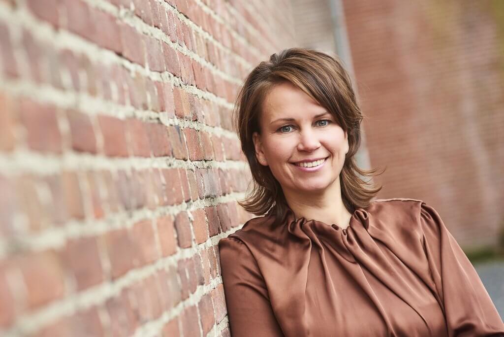 Danielle de Jonge spreker klantgerichtheid