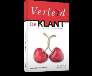 Verleid de klant onweerstaanbaar zakendoen boek Danielle de Jonge
