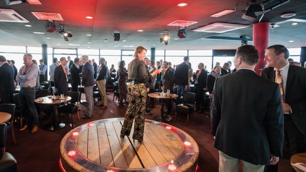 presentatie masterclass zakelijk netwerken klantgerichtheid Invest in Holland Masterclass © Verkijk