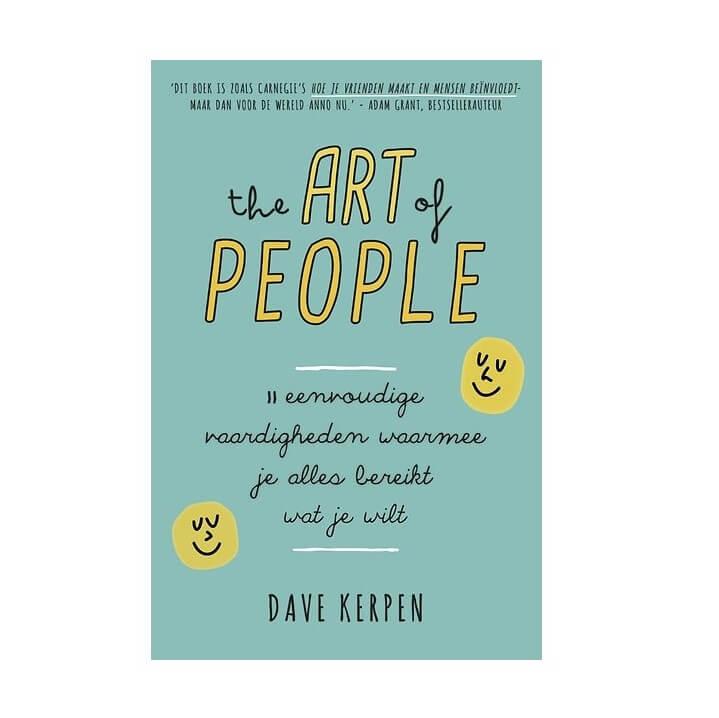 the art of people boekrecensie