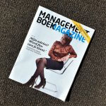 cover managementboek magazine danielle de jonge fan van je klant