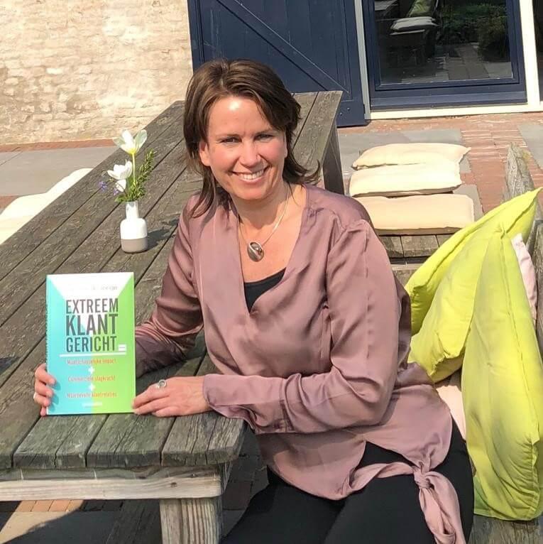 danielle de jonge extreem klantgericht boek klantgerichtheid verkopen