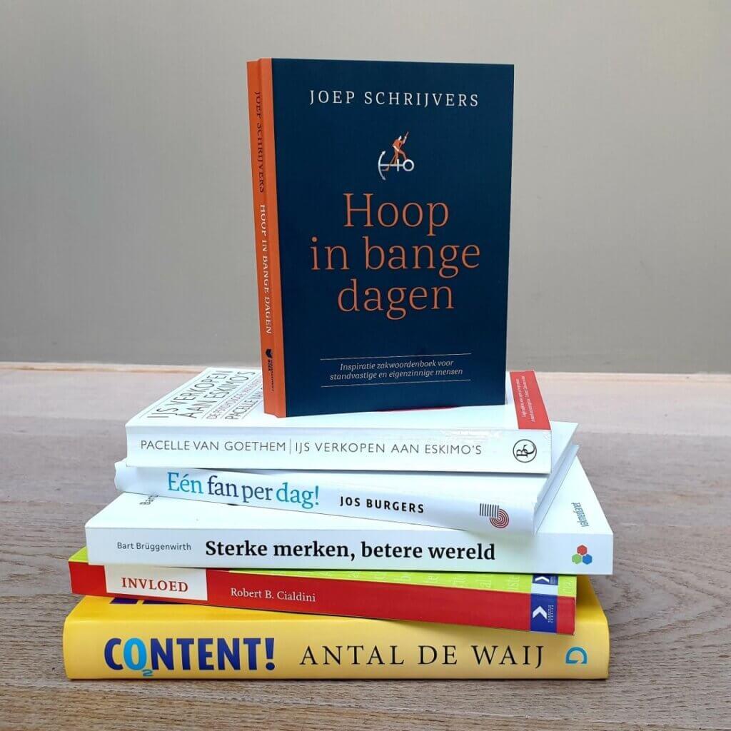 Week van het Managementboek boekentips