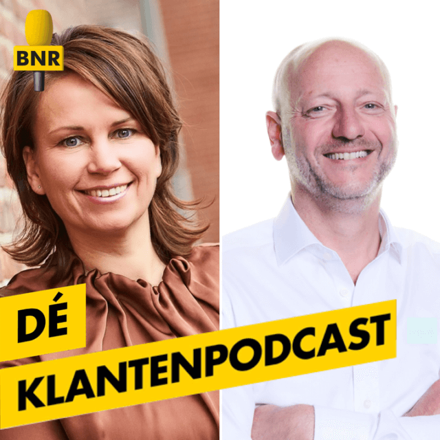 De Klantenpodcast Danielle de Jonge en Gijs Derks