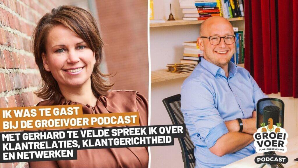 Groeivoer Podcast met Danielle de Jonge
