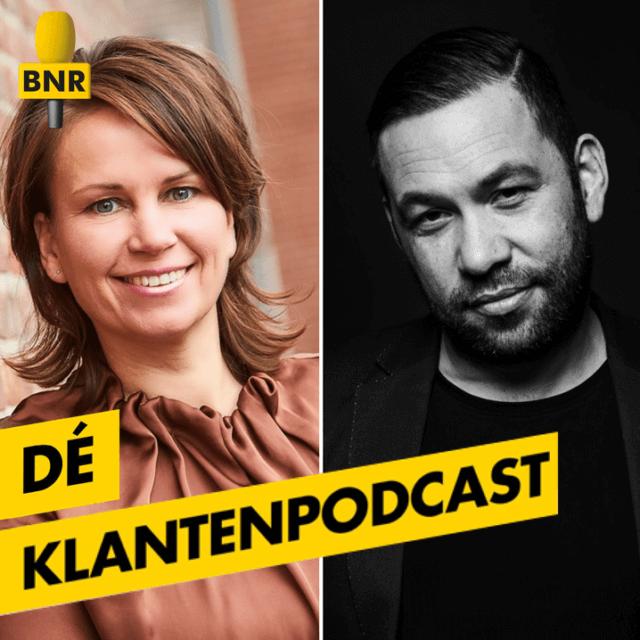 Klantenpodcast RUMAG Danny Membre Danielle de Jonge BNR