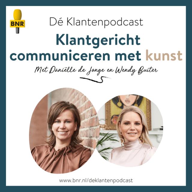 Dé Klantenpodcast - communiceren met unst
